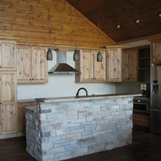 Traditional Kitchen by Lowes's of Ballwin