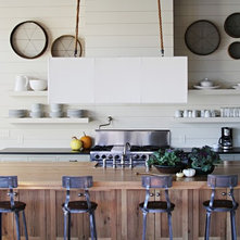 Beach Style Kitchen by Yvonne McFadden LLC