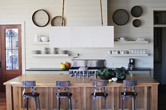Beach Style Kitchen by Yvonne McFadden LLC