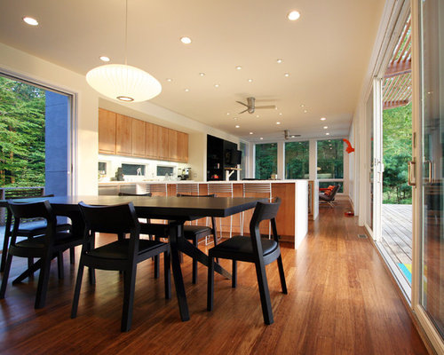 hardwood flooring kitchen bamboo flooring houzz 1575