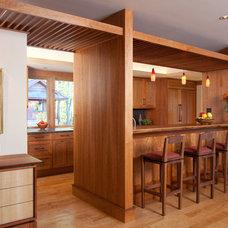 Traditional Kitchen by Alchemy Design Studio