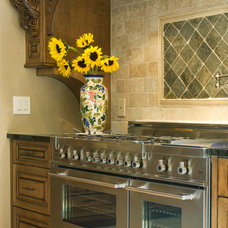 Traditional Kitchen by Gray Family Homes