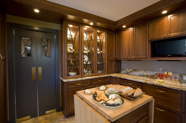 Traditional Kitchen By Shane D Inman