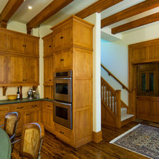 Traditional Kitchen by Aulik Design Build
