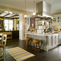 traditional kitchen by Harrison Design Associates - Atlanta