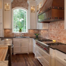 Transitional Kitchen by Pheasant Hill Designs