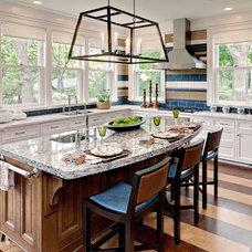 Contemporary Kitchen by KSID Studio, LLC