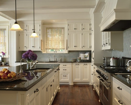 Traditional Eat In Kitchen Design Ideas Amp Remodel Pictures