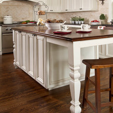 Traditional Kitchen by Anchor Builders