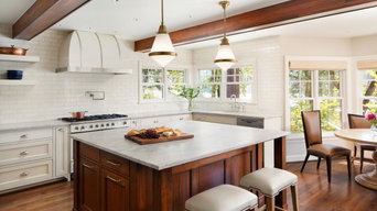 Lake Oswego Kitchen & Bath Remodel
