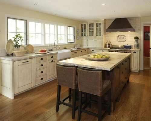 Painted And Glazed Cabinets Home Design Ideas, Pictures ...