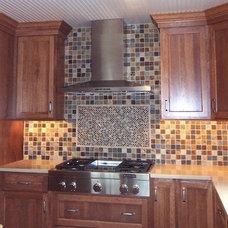 Traditional Kitchen by Macek Custom Builders