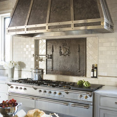kitchen by Linda McDougald Design | Postcard from Paris Home
