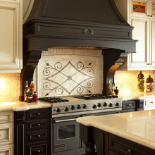 Hood Backsplash
