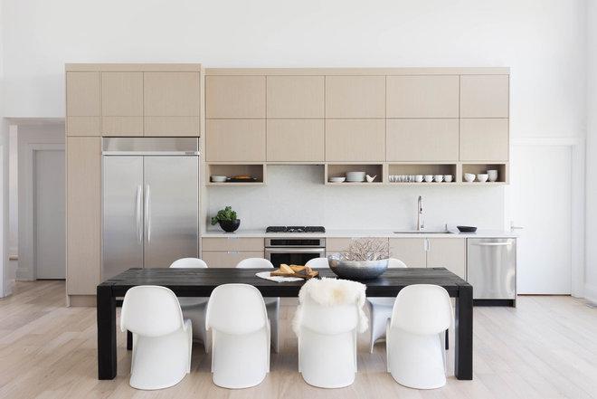 Scandinavian Kitchen by Shirley Meisels