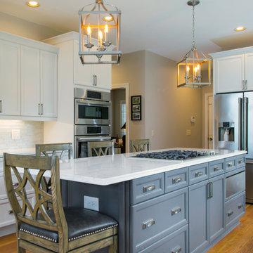 Lake Sovereign Kitchen Gets Premium Upgrades