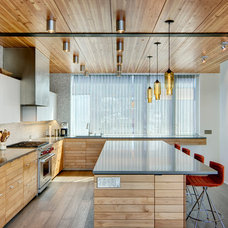 Contemporary Kitchen by G Little Construction