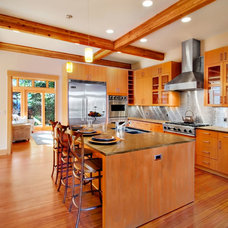 Contemporary Kitchen by Shugart Wasse