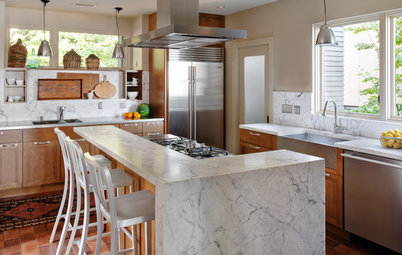 Kitchen of the Week: Old Meets New in the Northwest