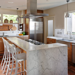 eclectic kitchen by NB Design Group, Inc