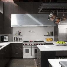 Modern Kitchen by NB Design Group, Inc