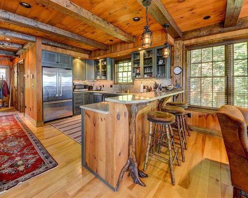 11 Best Rustic Kitchen Ideas Decoration Pictures Houzz