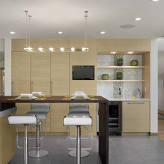 modern kitchen by Mosaic Architects Boulder
