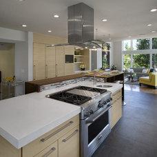 Modern Kitchen by Mosaic Architects Boulder