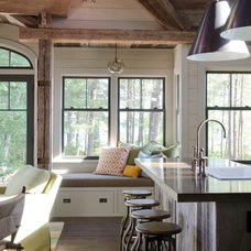 Contemporary Kitchen by Kristina Crestin Design