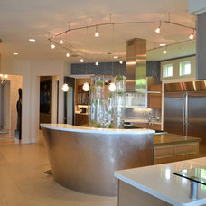 Contemporary Kitchen by Schill Architecture LLC