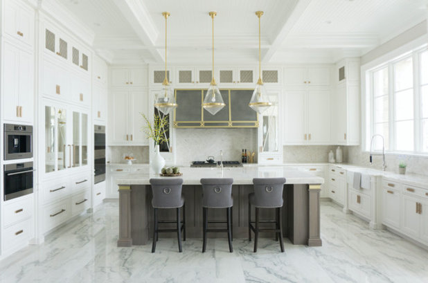 Transitional Kitchen by Dual Concept Design