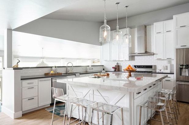 Transitional Kitchen by Beth Dotolo, ASID, RID, NCIDQ