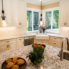 Traditional Kitchen by Portland Development Group