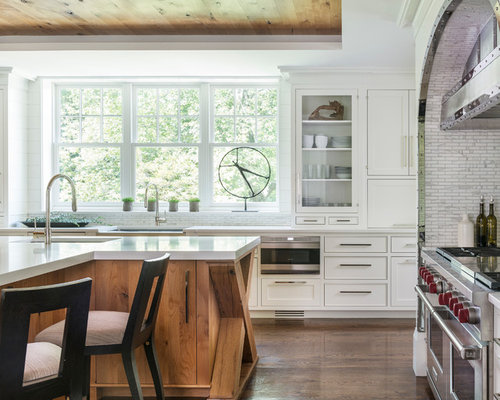 Kitchen Window Sill Home Design Ideas Pictures Remodel