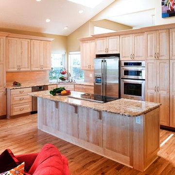 Lakeside Kitchen Remodel
