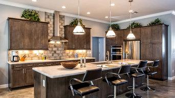 Lakeside Rebuild - Kitchen