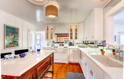 Kitchen of the Week: Hints of Nautical Style for a Shipshape Kitchen