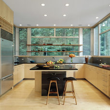 Contemporary Kitchen by archi-TEXTUAL, PLLC