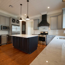Traditional Kitchen by Tyson Construction