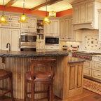 Dresner Design Small Galley Kitchen In Chicago