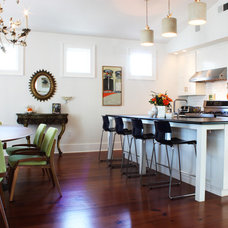 Eclectic Kitchen by Adam Breaux