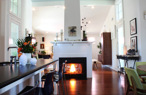 Eclectic Kitchen by Adam Breaux