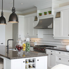 traditional kitchen by Staples Design Group