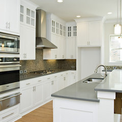 contemporary kitchen by Greenbrook Homes