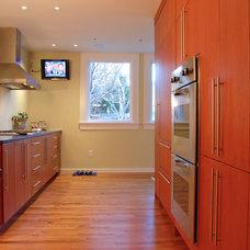 Contemporary Kitchen by Sharon Flatley Design
