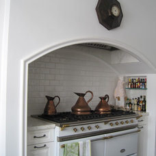 Traditional Kitchen by Lerman Construction Management Services