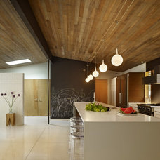 Midcentury Kitchen by DeForest Architects