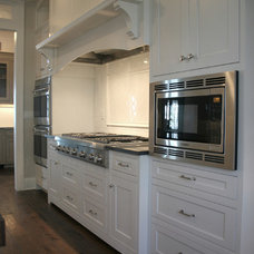 Traditional Kitchen by O'Connor Brehm Design-Build