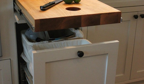 How to Get Your Rubbish and Recycling Cabinets Right