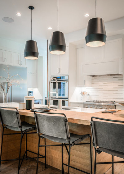 Contemporary Kitchen by Urbanology Designs